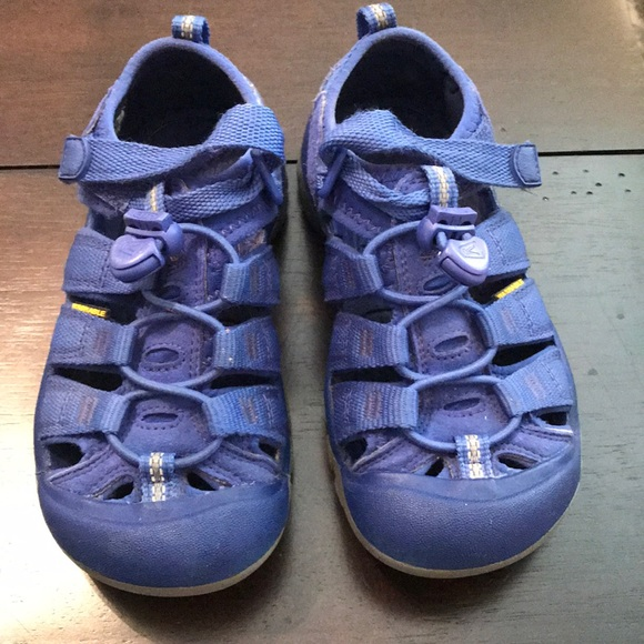 Keen Other - Keen Sandals Water Shoes Blue Siz 13